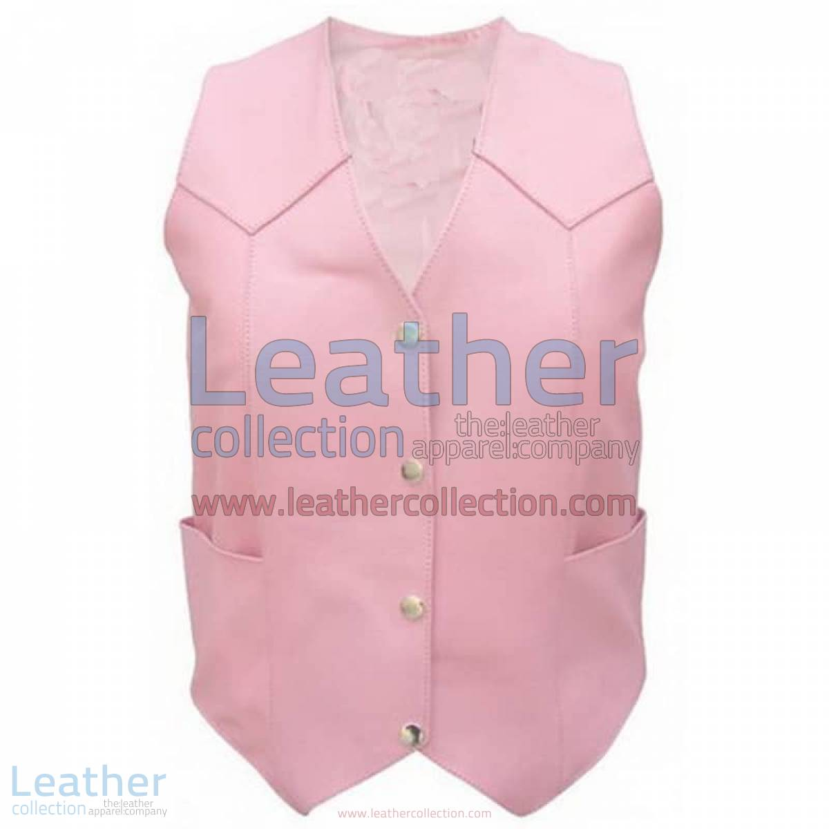Ladies Pink Basic Plain Vest | pink vest,ladies pink vest