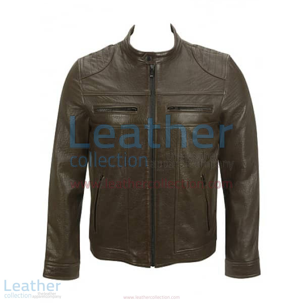 Saddle Shoulder Antique Leather Jacket | leather jacket,antique leather jacket