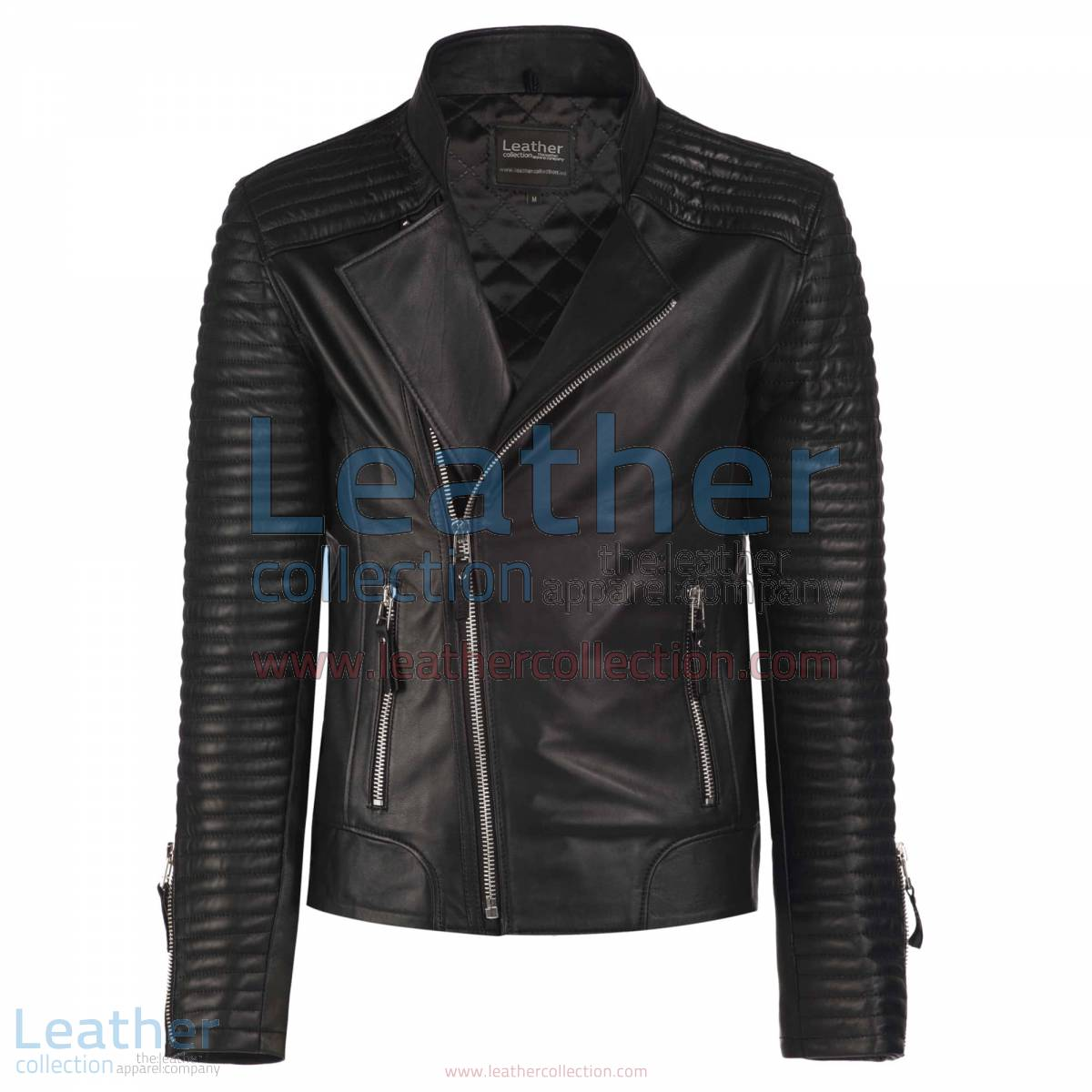 The Hunter Biker Leather Jacket | biker jacket,hunter biker jacket
