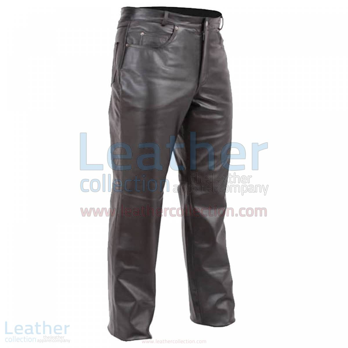 5 Pocket Jeans Style Motorcycle Pants –  Pant
