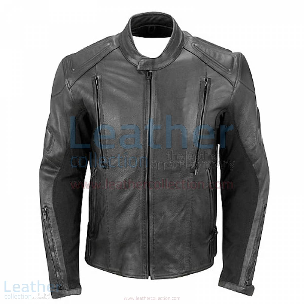 Big and Tall Biker Jacket –  Jacket