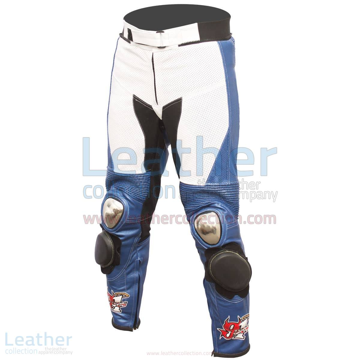 BMW easy Ride Motorbike Leather Pants Leon Haslam – BMW Pant