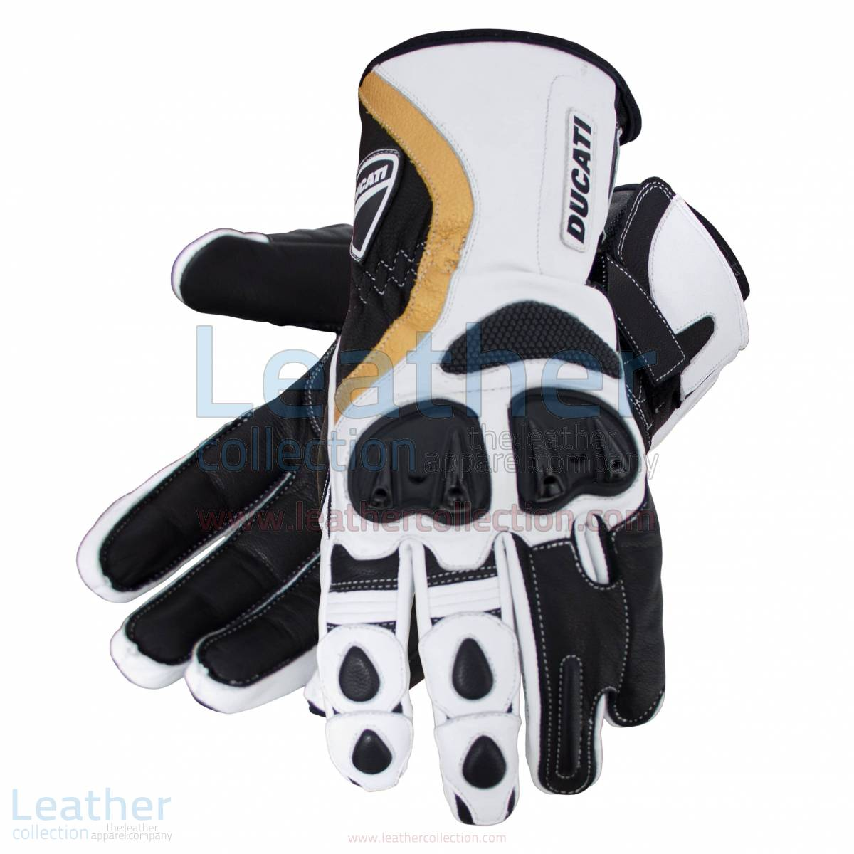 Ducati Motorcycle Leather Gloves – Ducati Gloves