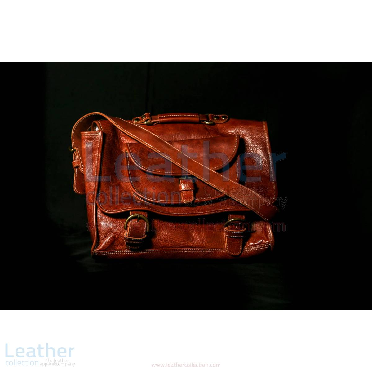 Leather Tour Bag