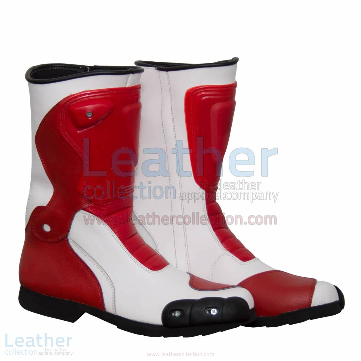 Marco Simoncelli Motorbike Riding Boots –  Boot