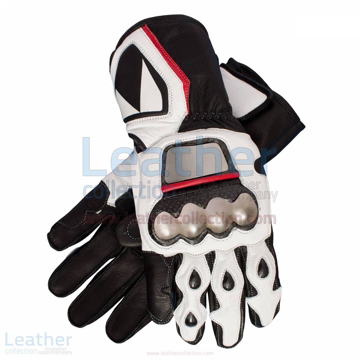 Max Biaggi Motorcycle Race Gloves –  Gloves