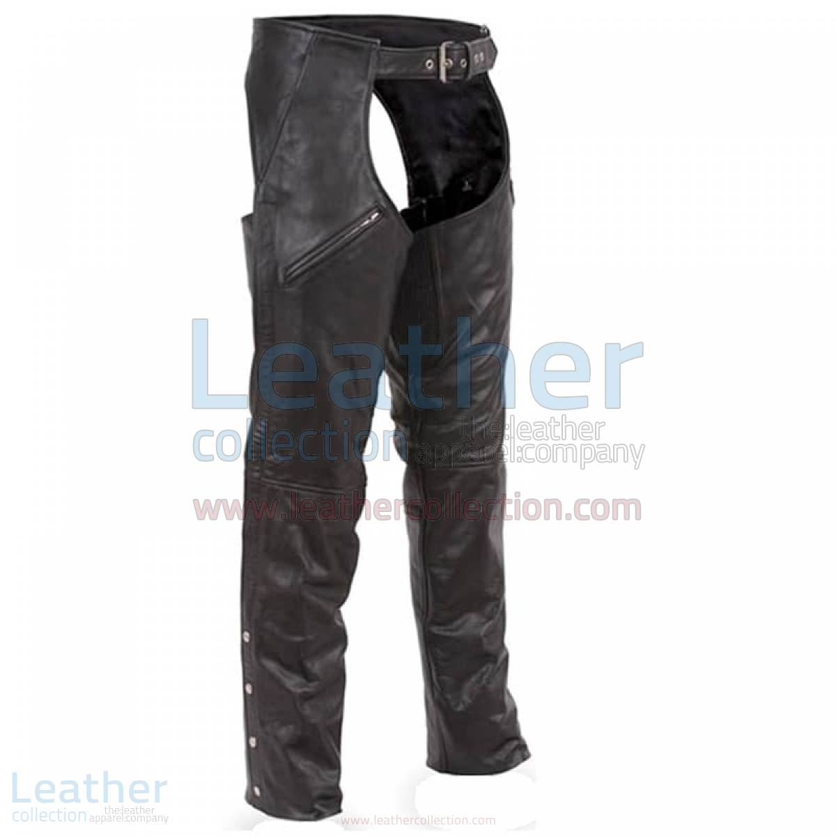 guys in leather chaps