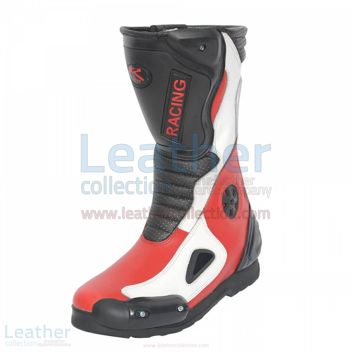 Stallion Motorcycle Racing Boots