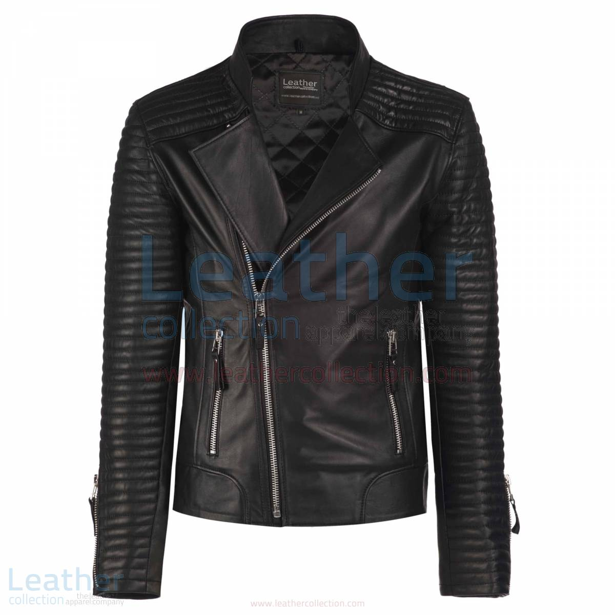 The Hunter Biker Leather Jacket –  Jacket