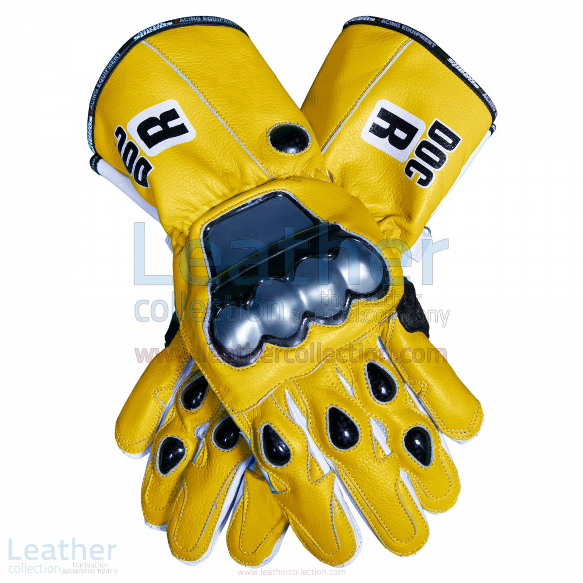 Valentino Rossi Yamaha MotoGP 2006 Racing Gloves – Yamaha Gloves