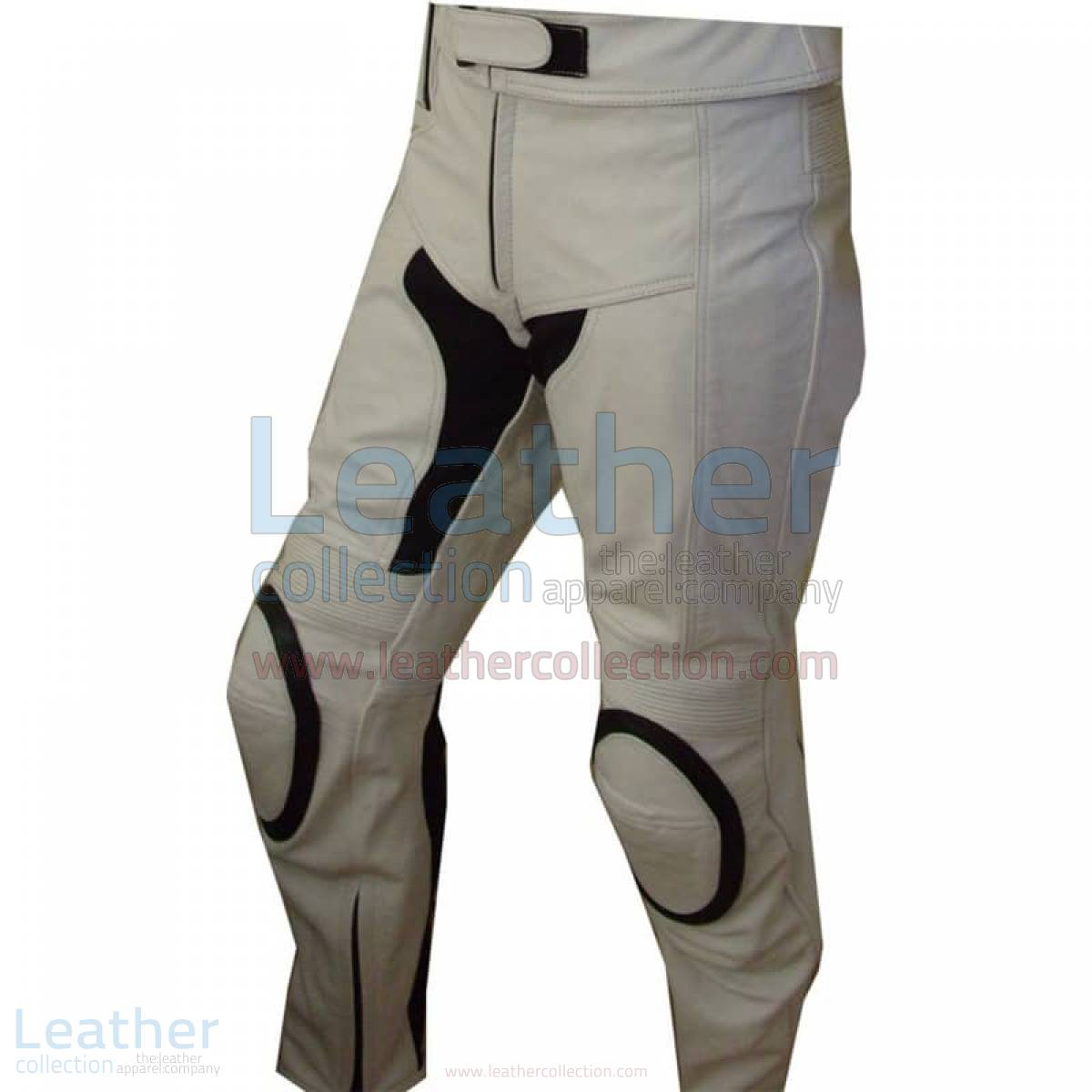 White Motorcycle Touring Pants –  Pant