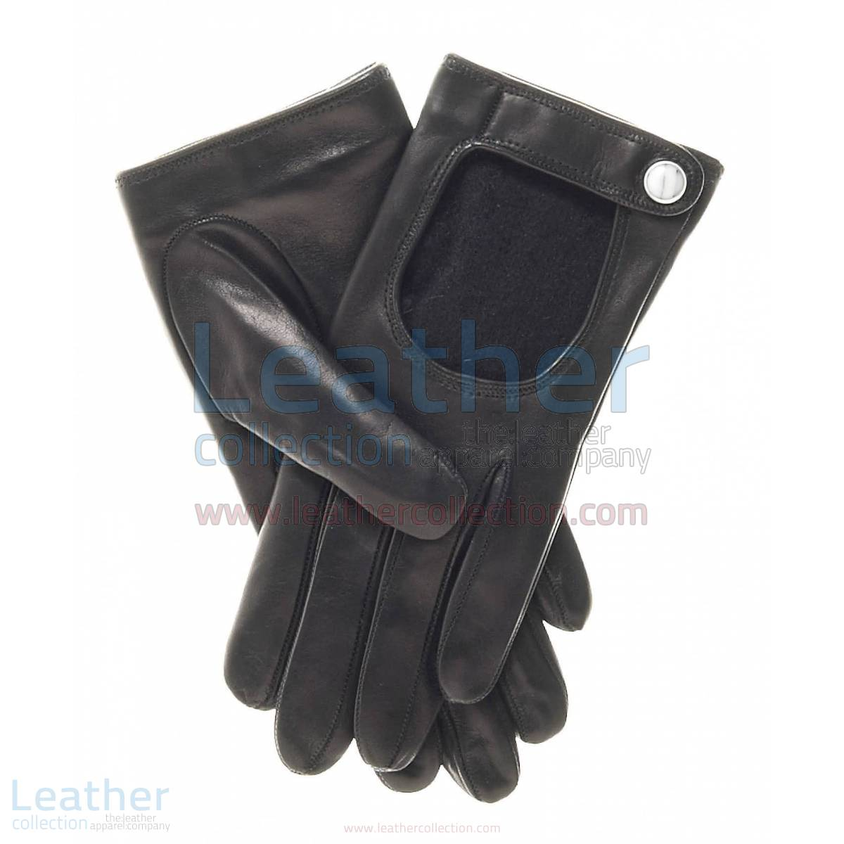 Winter Cashmere Wool Lined Driving Gloves –  Gloves