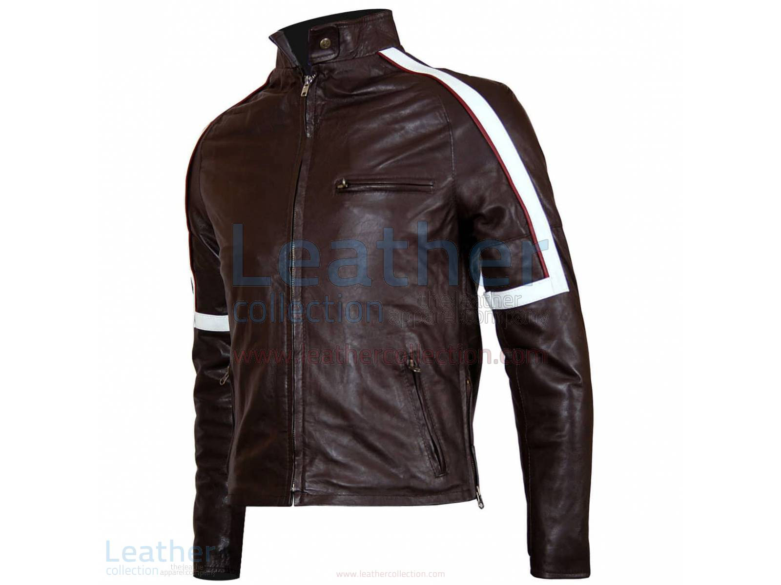 TOM CRUISE WAR OF THE WORLD LEATHER JACKET