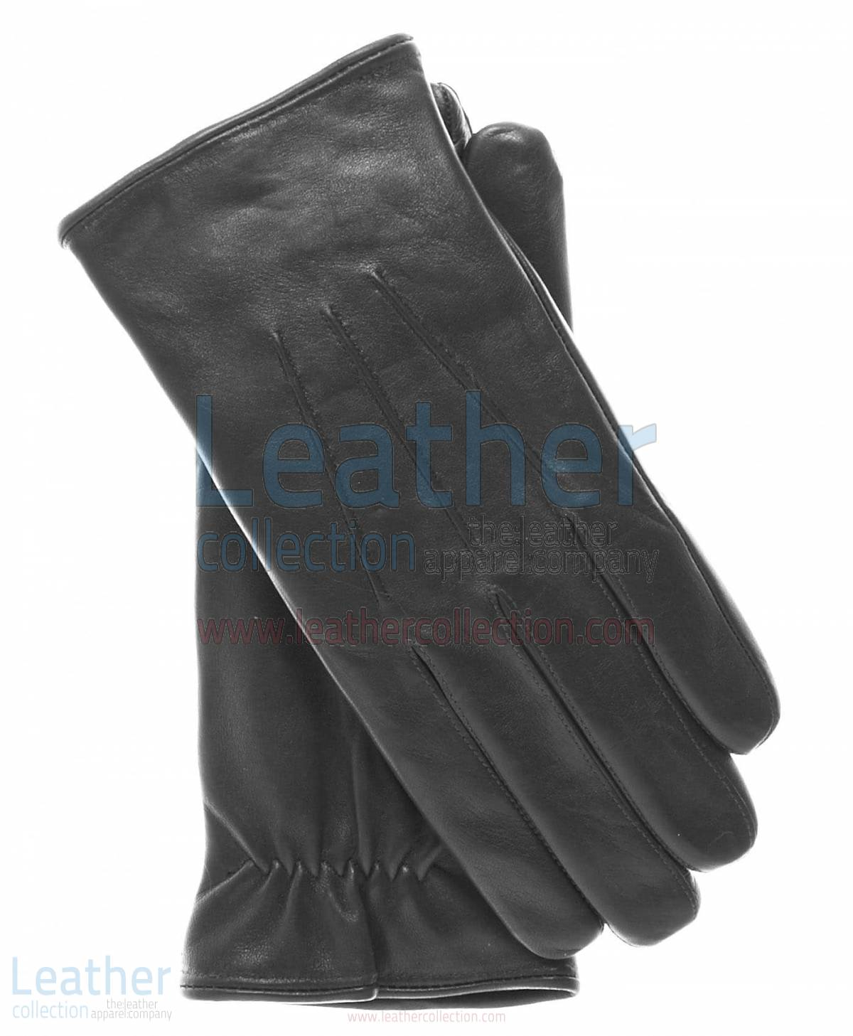 LAMBSKIN WINTER GLOVES FOR MEN