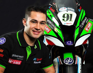 Leon Haslam Riders – Leon Haslam Britain's best known and successful motorcycle racer
