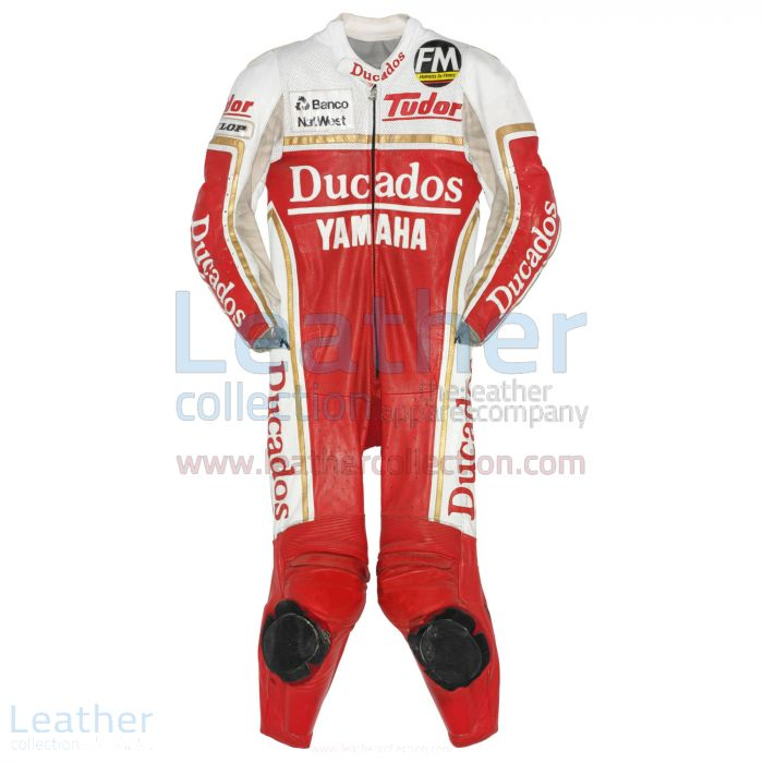 Shop Alberto Puig Yamaha GP 1992 Racing Suit for SEK7,911.20 in Sweden