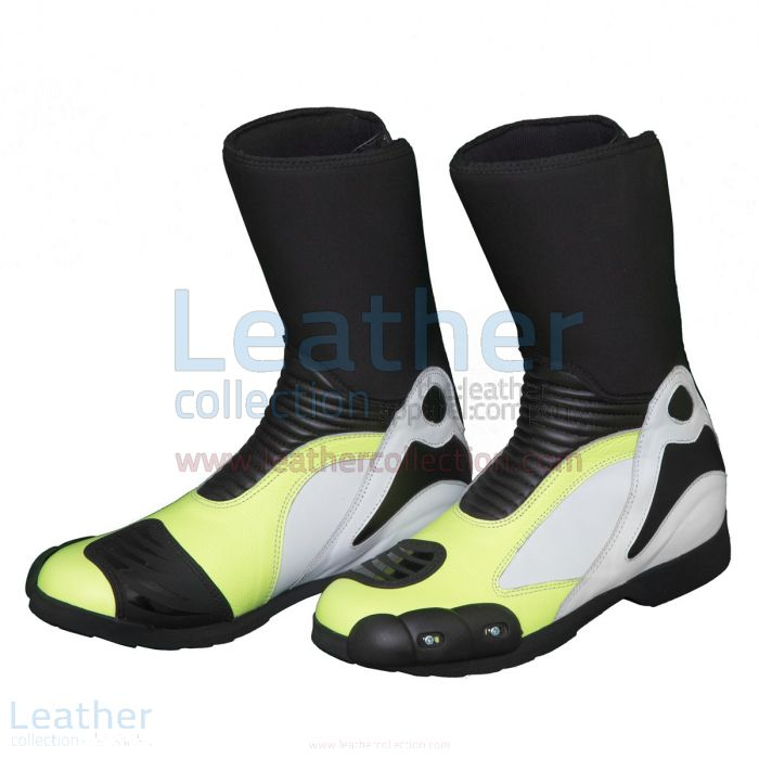 Get Now Andrea Iannone MotoGP 2015 Racing Boots for A$337.50 in Austra