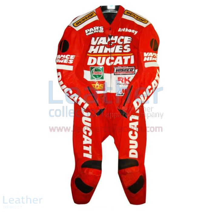 Pick Online Anthony Gobert Vance & Hines Ducati Leathers 1998 – 1999 A