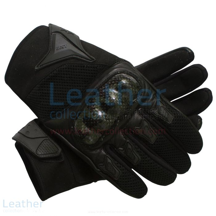 Short Motorcycle Gloves – Motorcycle Gloves | Leeather Collection
