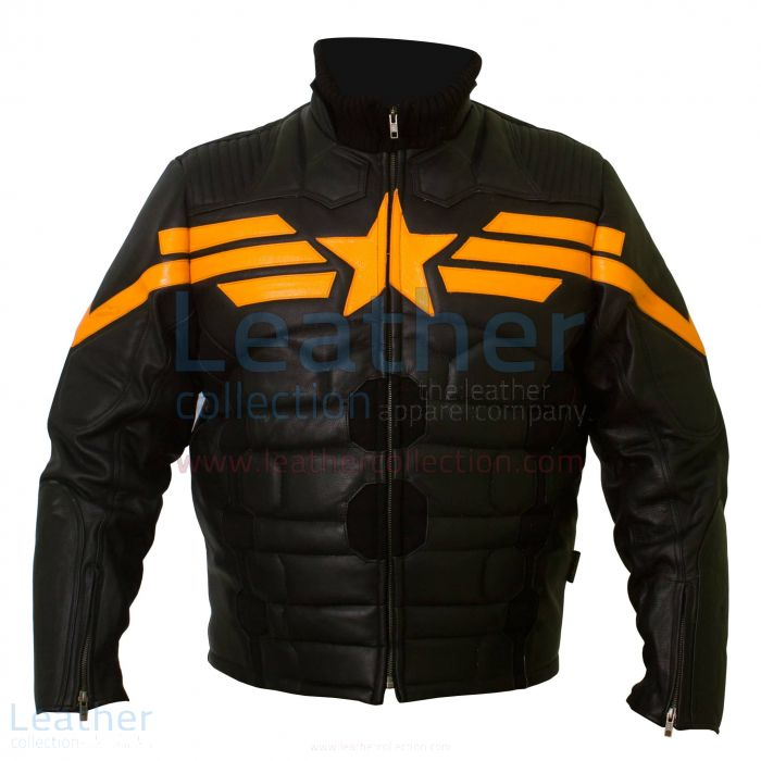 Grab Online Classic Nubuck Leather Bomber Jacket for CA$288.20 in Cana