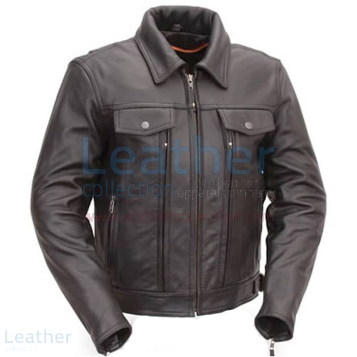 Claim Motorcycle Reflective Piping & Vented Jacket for CA$294.75 in Ca