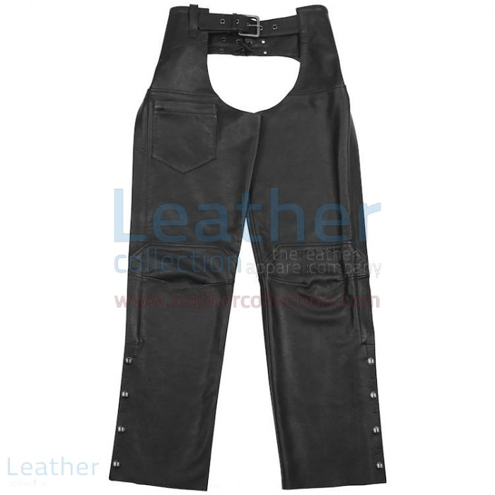 Order Online Fashion Leather Riding Chaps
