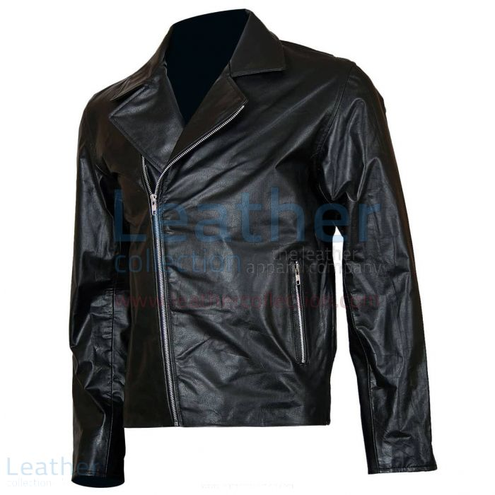 Personalizza online Ghost Rider Giacca in Pelle Biker €313.90