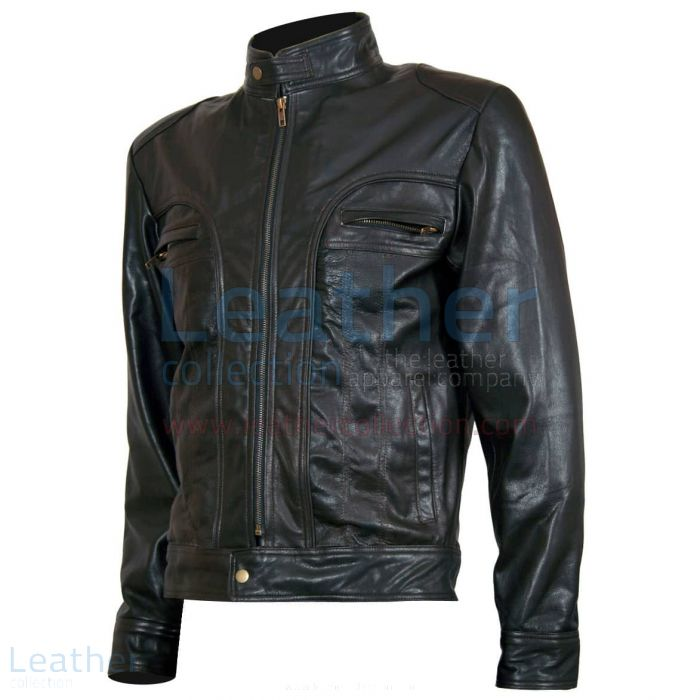 Ghosts Of Girlfriends Past Chaqueta – Leather Collection
