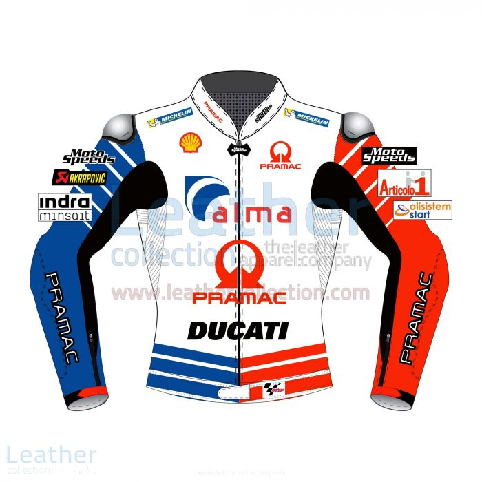 Shop Jack Miller Ducati MotoGP 2019 Racing Jacket