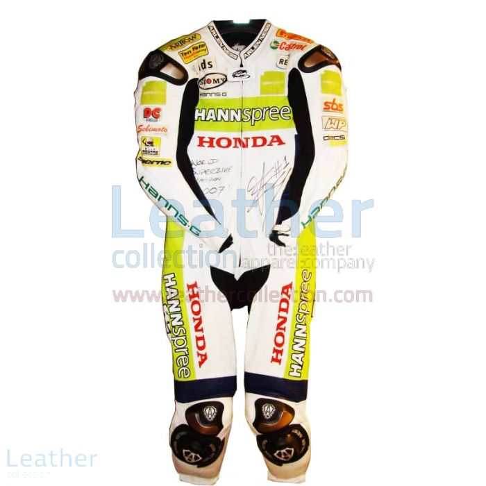 Shop for James Toseland Honda WSBK 2007 Leathers for A$1,213.65 in Aus