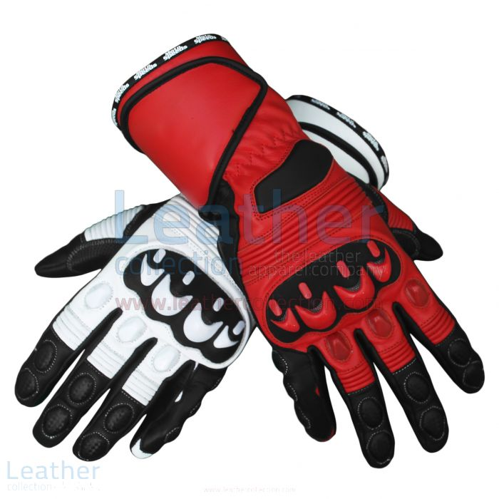 Jorge Lorenzo Racing Gloves | Buy Now | Leather Collection