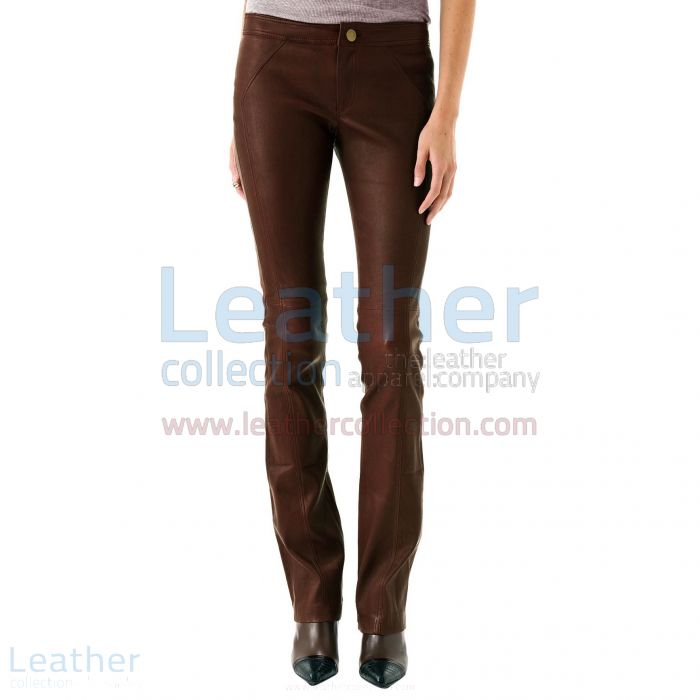 Purchase Now Ladies Brown Pants