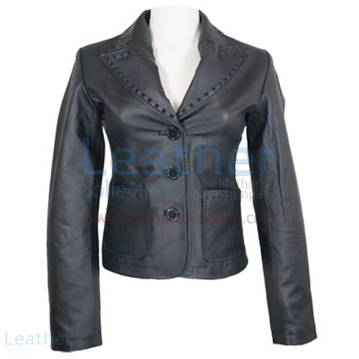 Shop Online Ladies Fashion Coat Black for CA$288.20 in Canada