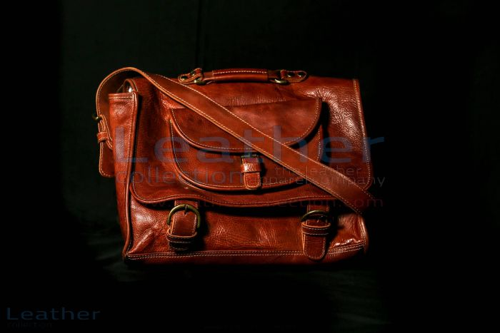 Pick it Online Leather Tour Bag for $320.00