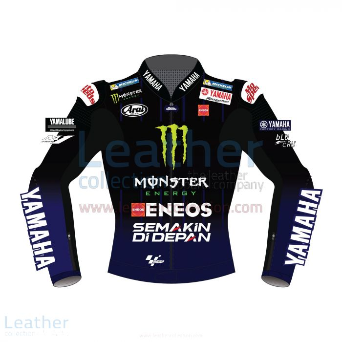 Buy Maverick Vinales Monster Yamaha MotoGP 2019 Jacket