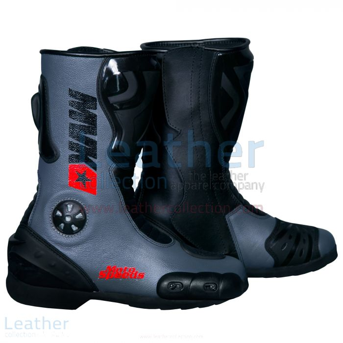 Purchase Now Maverick Vinales MotoGP 2017 Race Boots for A$337.50 in A