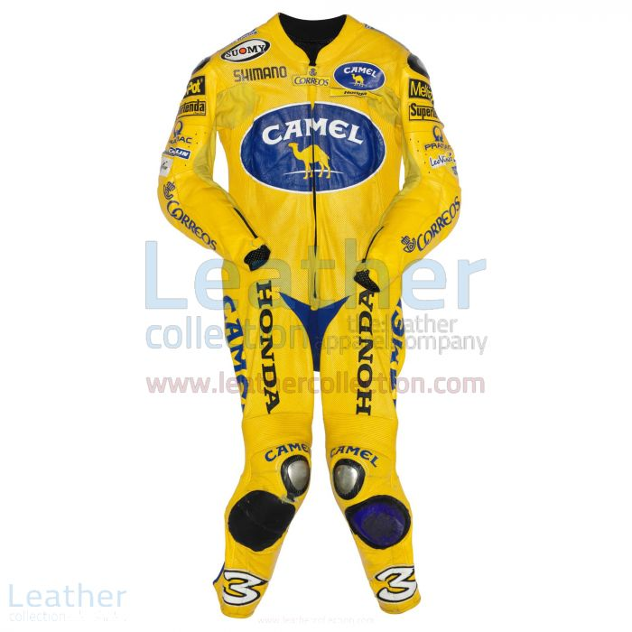 Camel Honda Leathers | Buy Now | Leather Collection