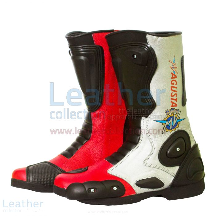 Pick it Online Marco Simoncelli Motorbike Riding Boots for CA$327.50 i
