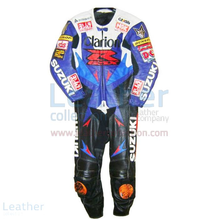 Order Now Niall Mackenzie Suzuki 2001 BSB Leather Suit for ¥100,688.0