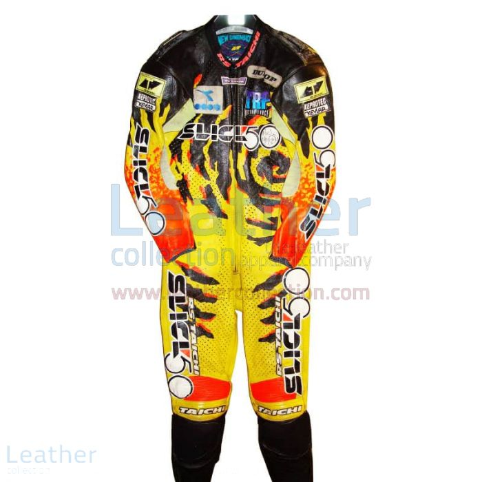 Pick it Now Niall Mackenzie Yamaha GP 1994 Leather Suit for SEK7,911.2