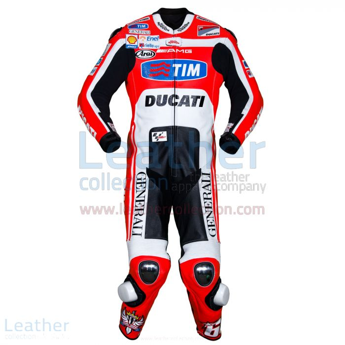 Pick up Nicky Hayden Ducati MotoGP 2011 Suit for $899.00