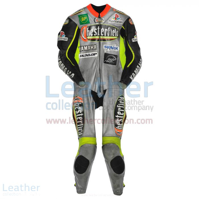 Order Now Olivier Jacque Yamaha GP 2003 Racing Suit for CA$1,177.69 in