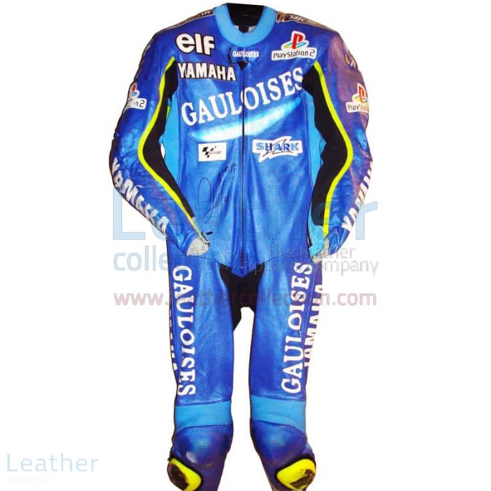 Yamaha Racing Leathers | Buy Now | Leather Collection