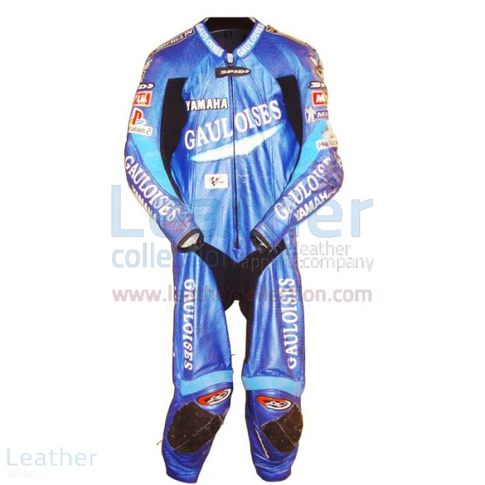 Buy Online Olivier Jacque Yamaha GP 2002 Racing Leathers for CA$1,177.