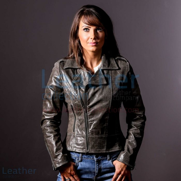 Spring Jacket Women – Papper Spring Jacket | Leather Collection