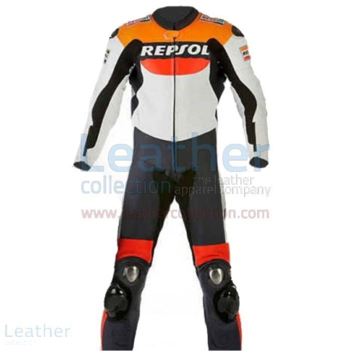 Offering Repsol Motorbike Racing Leather Suit for ¥95,200.00 in Japan