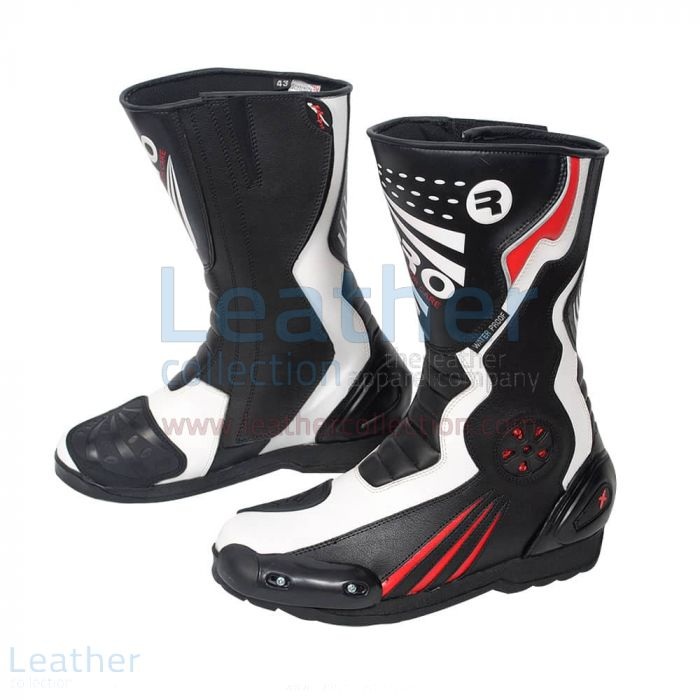 Customize Now Scorpio Motorbike Riding Boots for SEK1,751.20 in Sweden