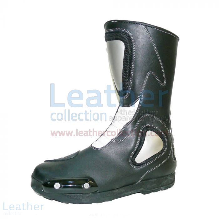 Moto Biker Boots – Biker Boots | Leather Collection