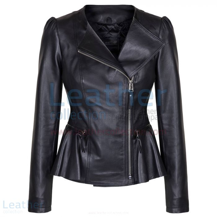 Pick up Now The Empress Fashion Icon Leather Jacket For Ladies for $45