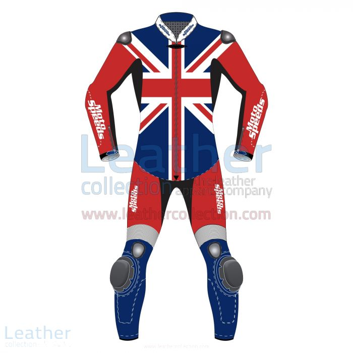 Pick it Now United Kingdom Flag Motorcycle Riding Suit for SEK7,040.00